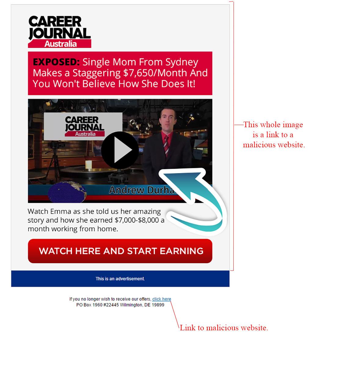 get out of debt email scam mailshark mailshark get out of debt email scam