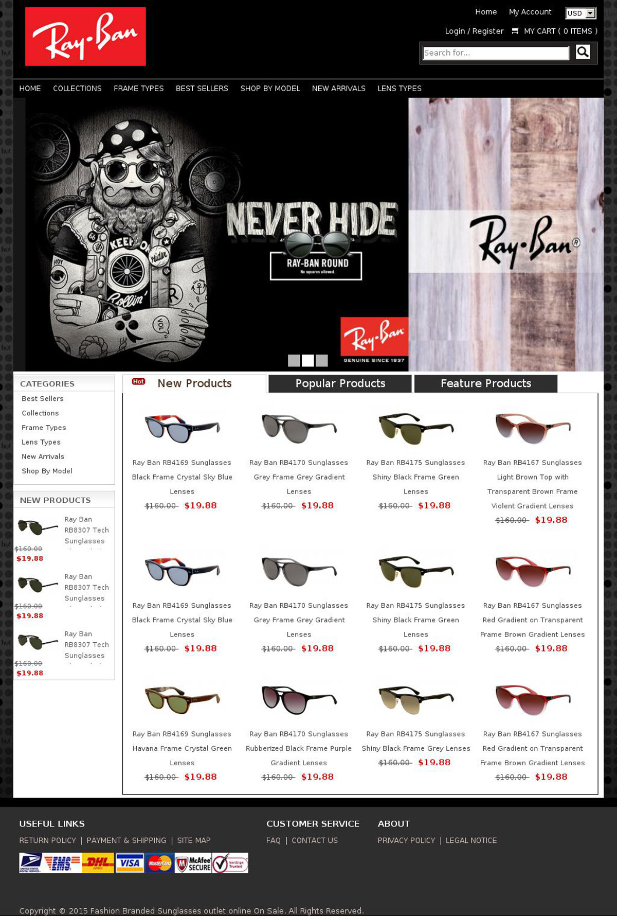 ray ban website  Fake Ray-Ban Sunglasses Online Email - MailShark