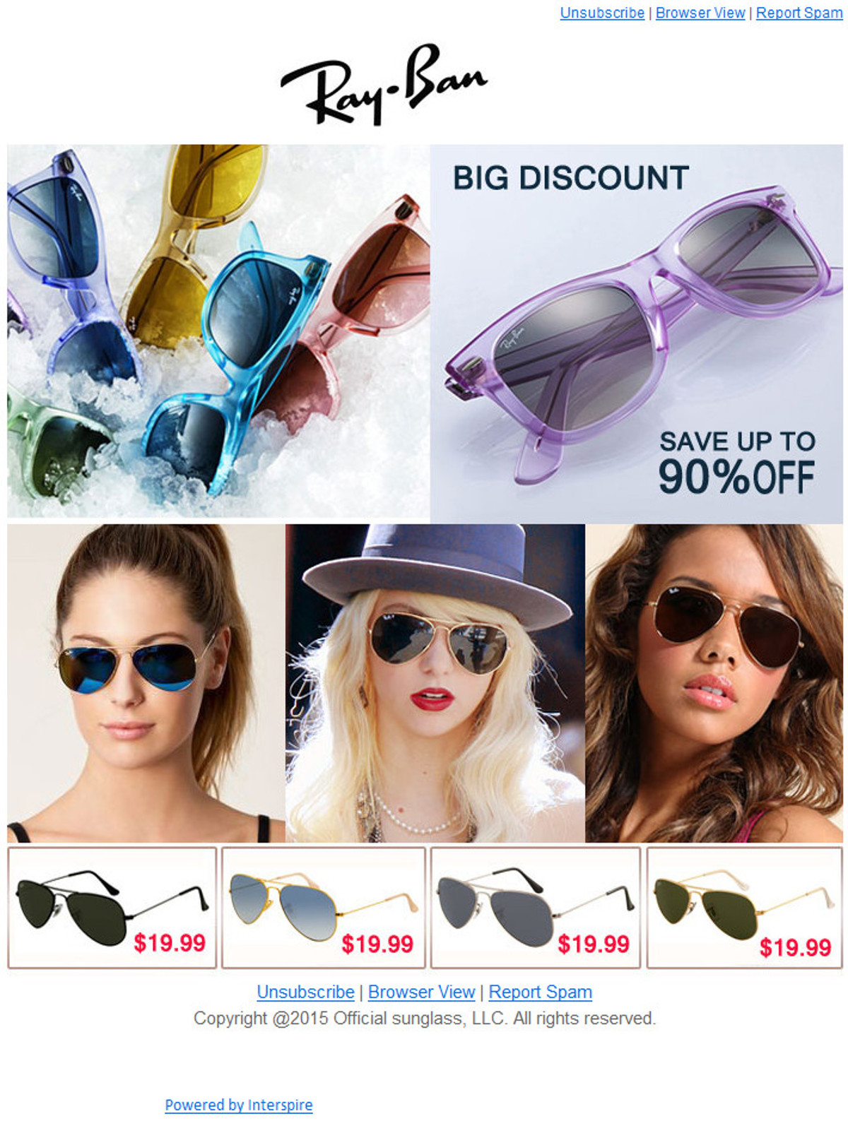 ray ban discount sunglasses  Fake Ray-Ban Sunglasses Online Email - MailShark