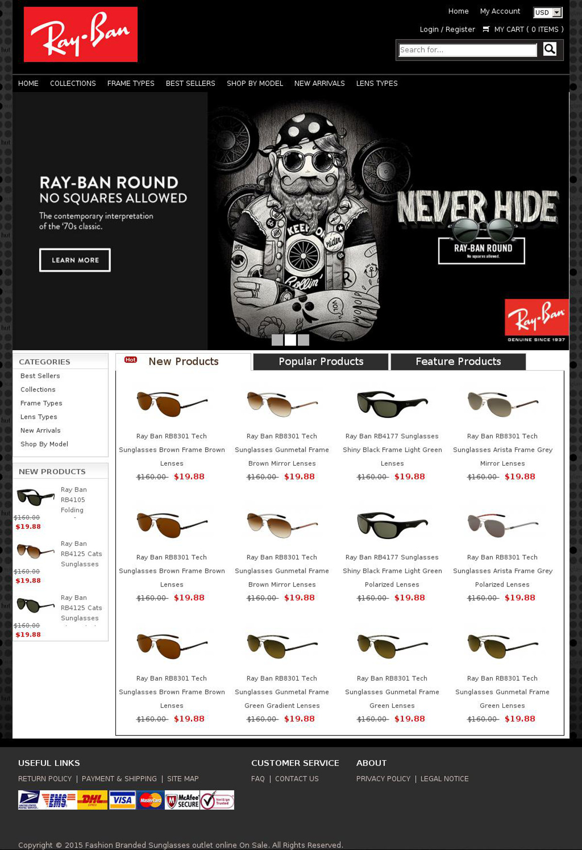rayban glasses online rc63  MailShark Ray Ban Sunglasses Online Visit Website