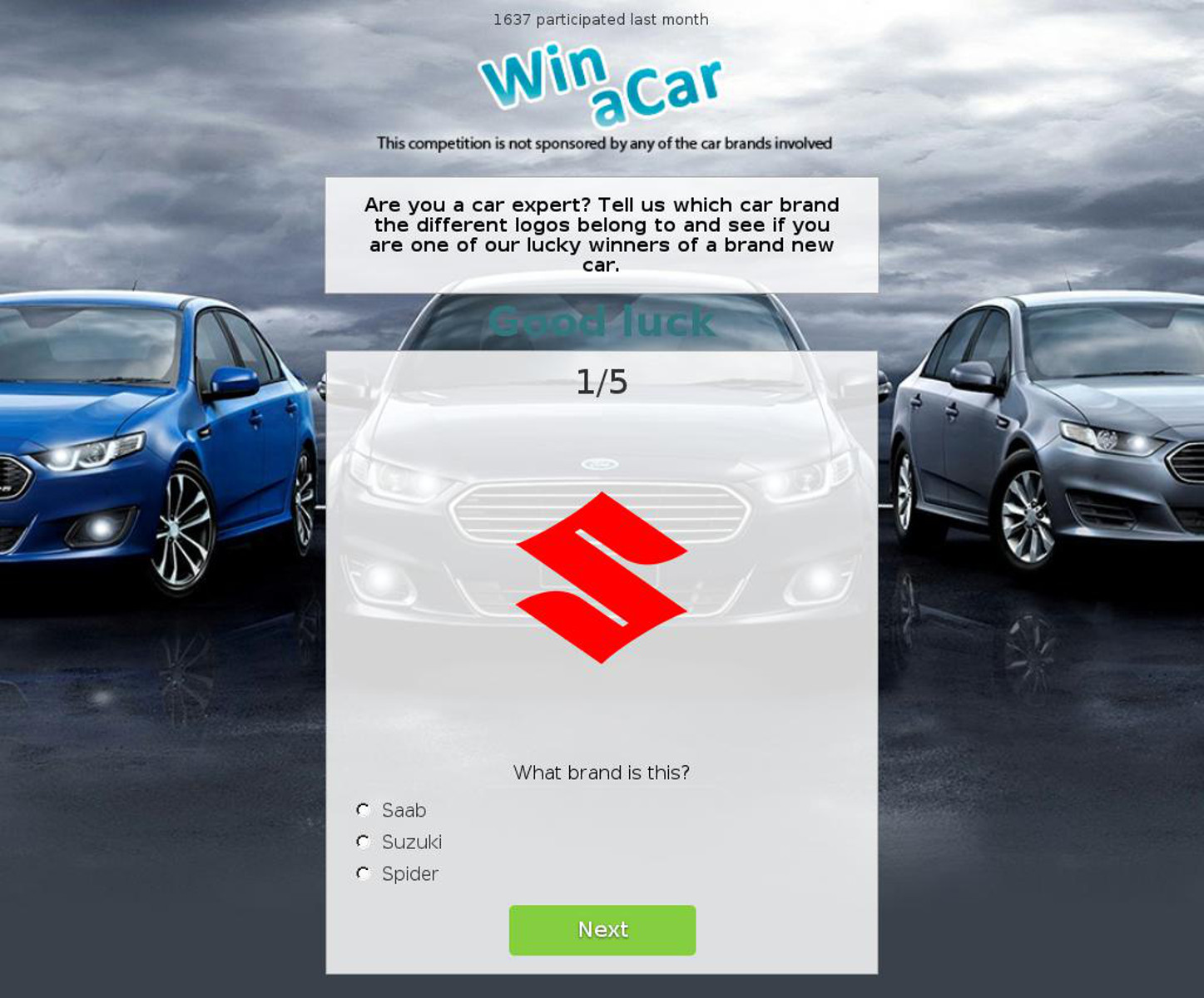 MailShark New Car Confirmation Delivery Visit Website