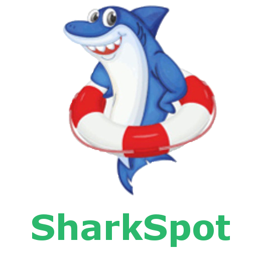 SharkSpot Site Logo